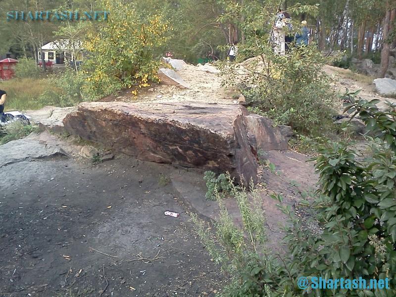 Загадки озера Шарташ