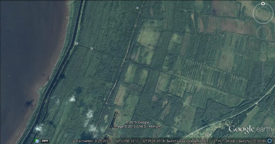 Ладожские каналы sibved