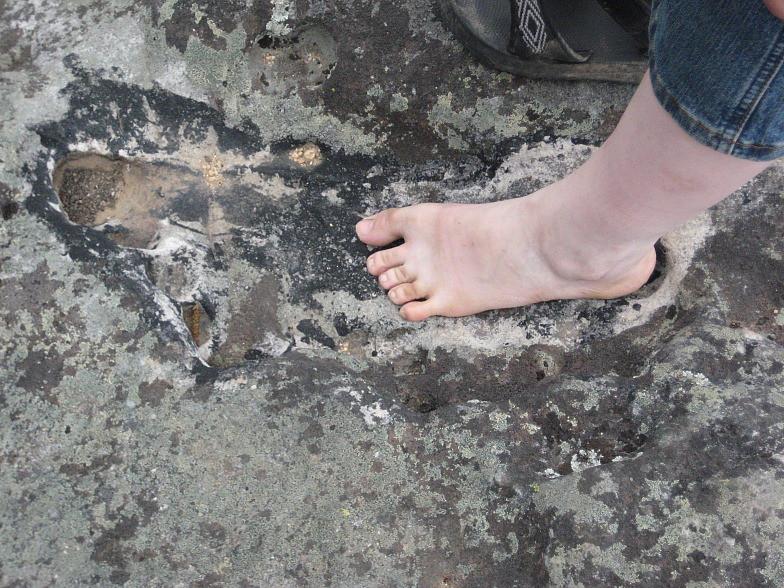Камни-следовики