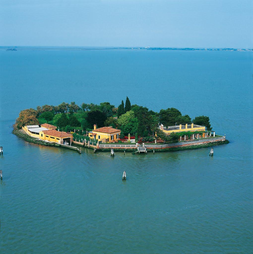 венеция остров