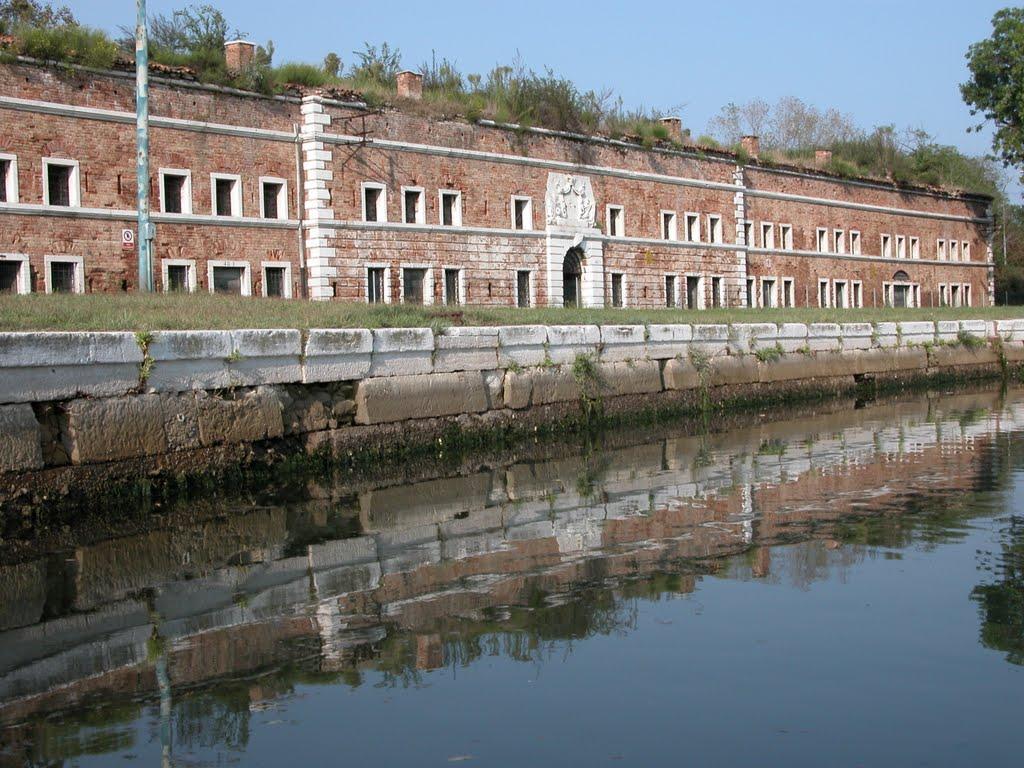 венеция мегалиты