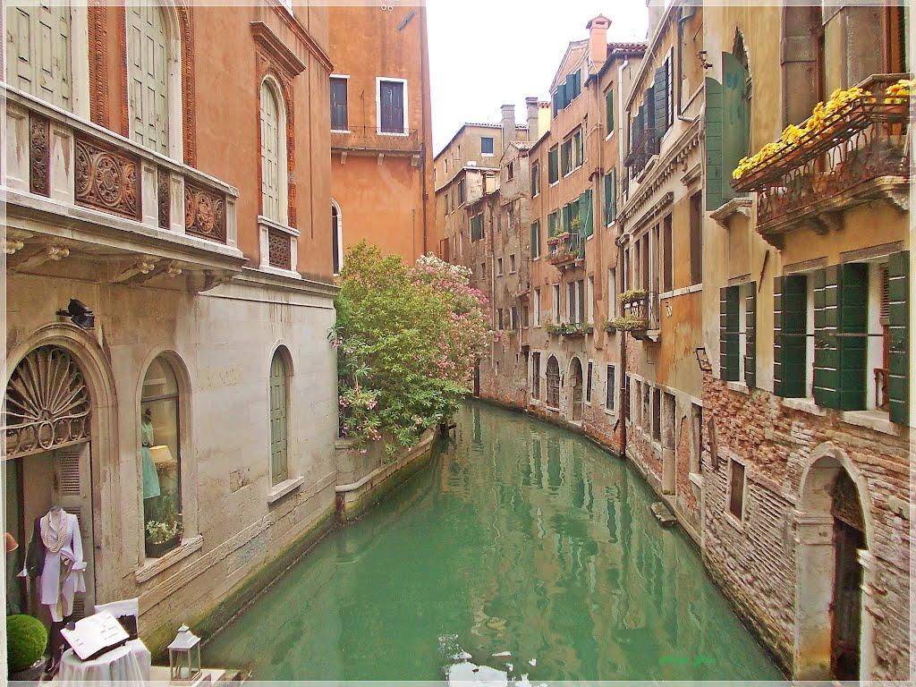 потопленная Венеция