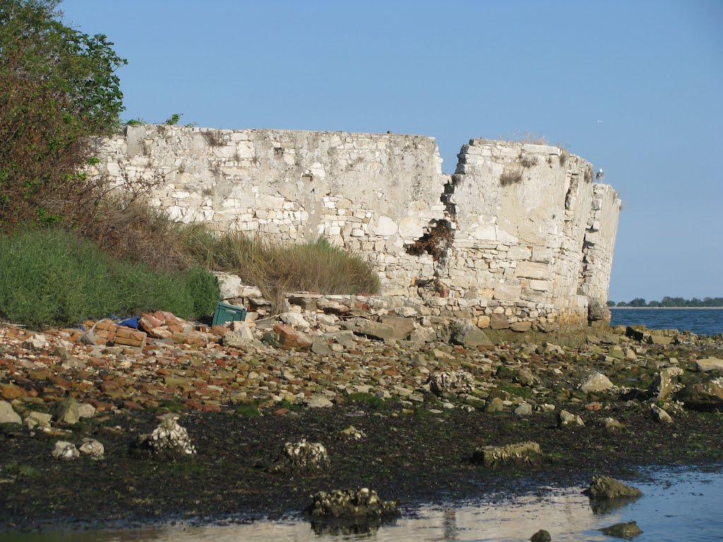 венеция стены
