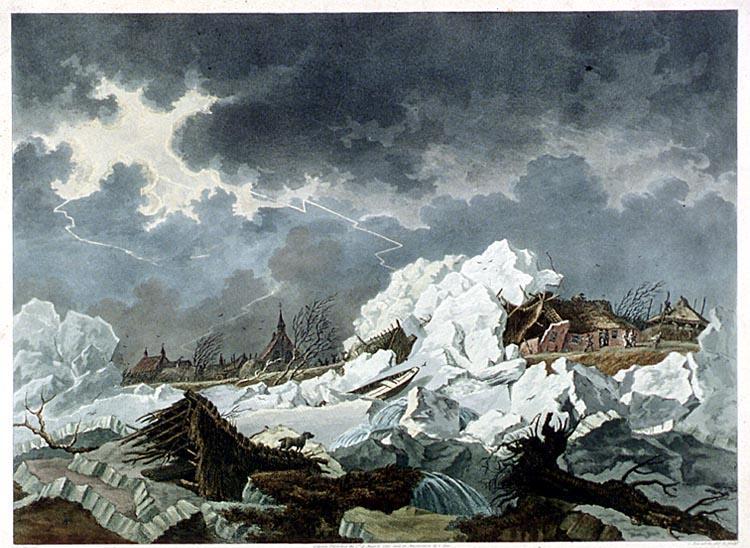 Ледовое нашествие