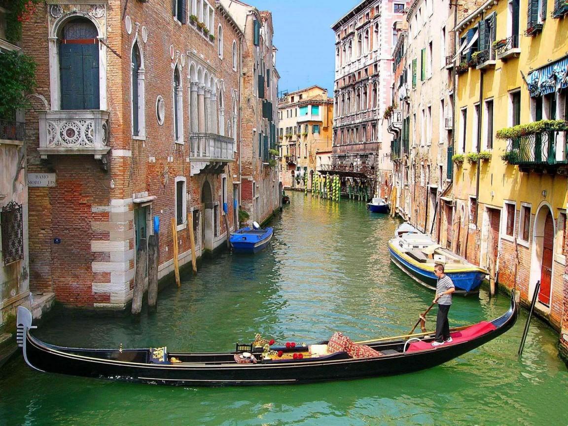 затонувшая венеция