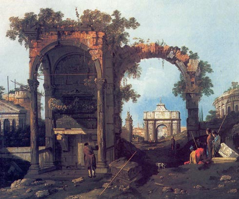 4. Antonio Canaletto