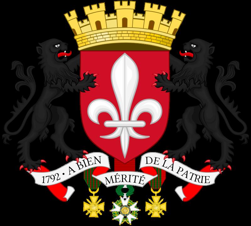 Герб города Лилля