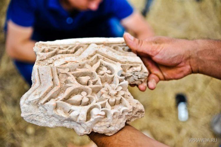 древний орнамент