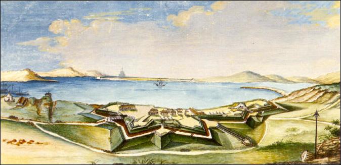 крепость Тамань