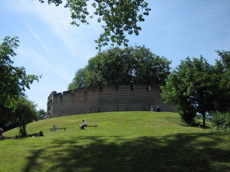 Крепость Ляйдена