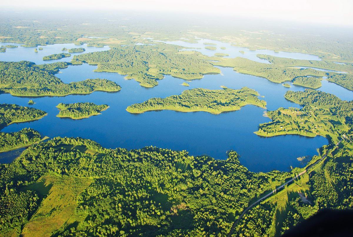 Озеро Алё.