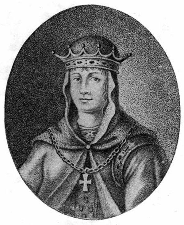 Княгиня Ольга.
