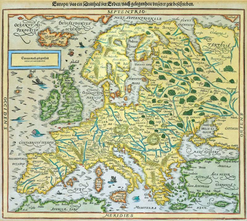Логистическая теория цивилизации. Часть 2 О роли водного транспорта Игорь Шкурин