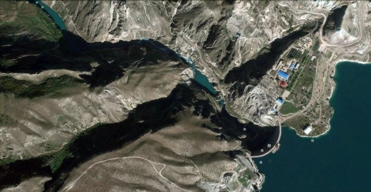 Чиркейская ГЭС