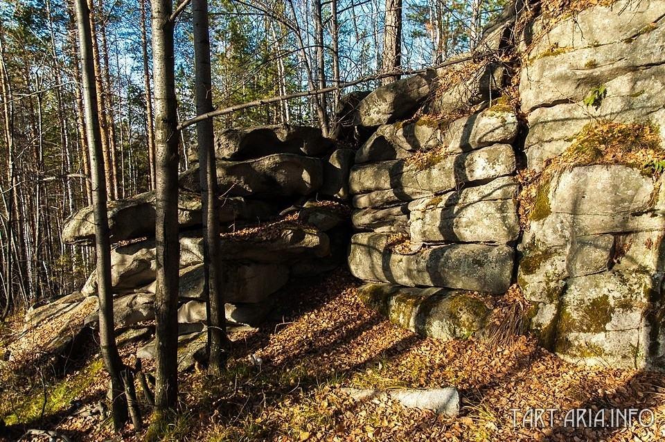 Steine sprechen. Teil 4 kadykchanskiy