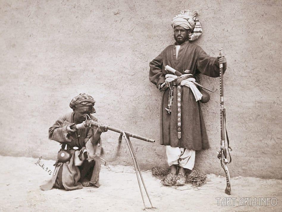 Гильзаи 1879-80 гг.