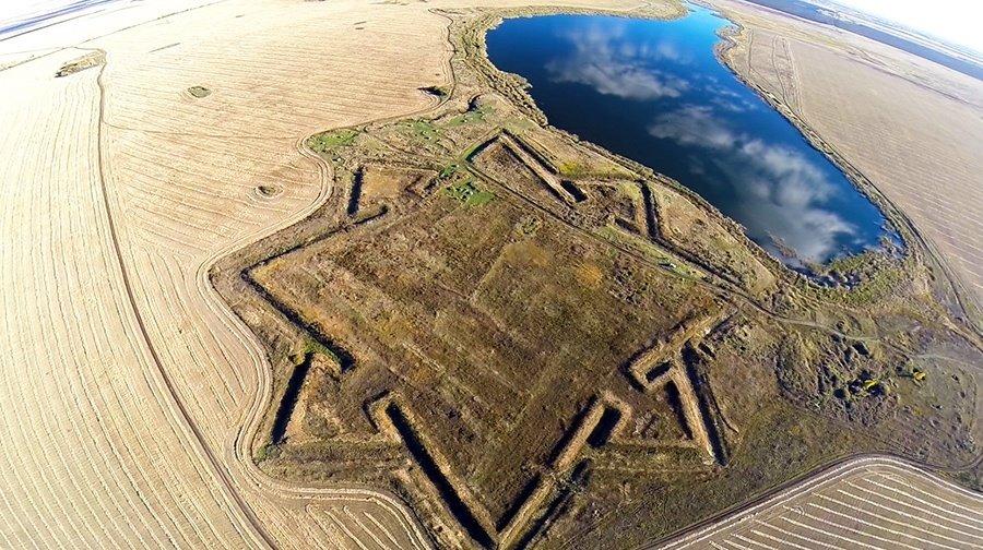 Покровская крепость