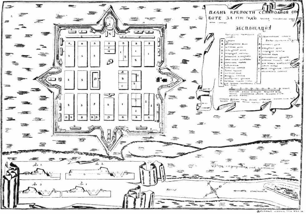 Семипалатинская крепость