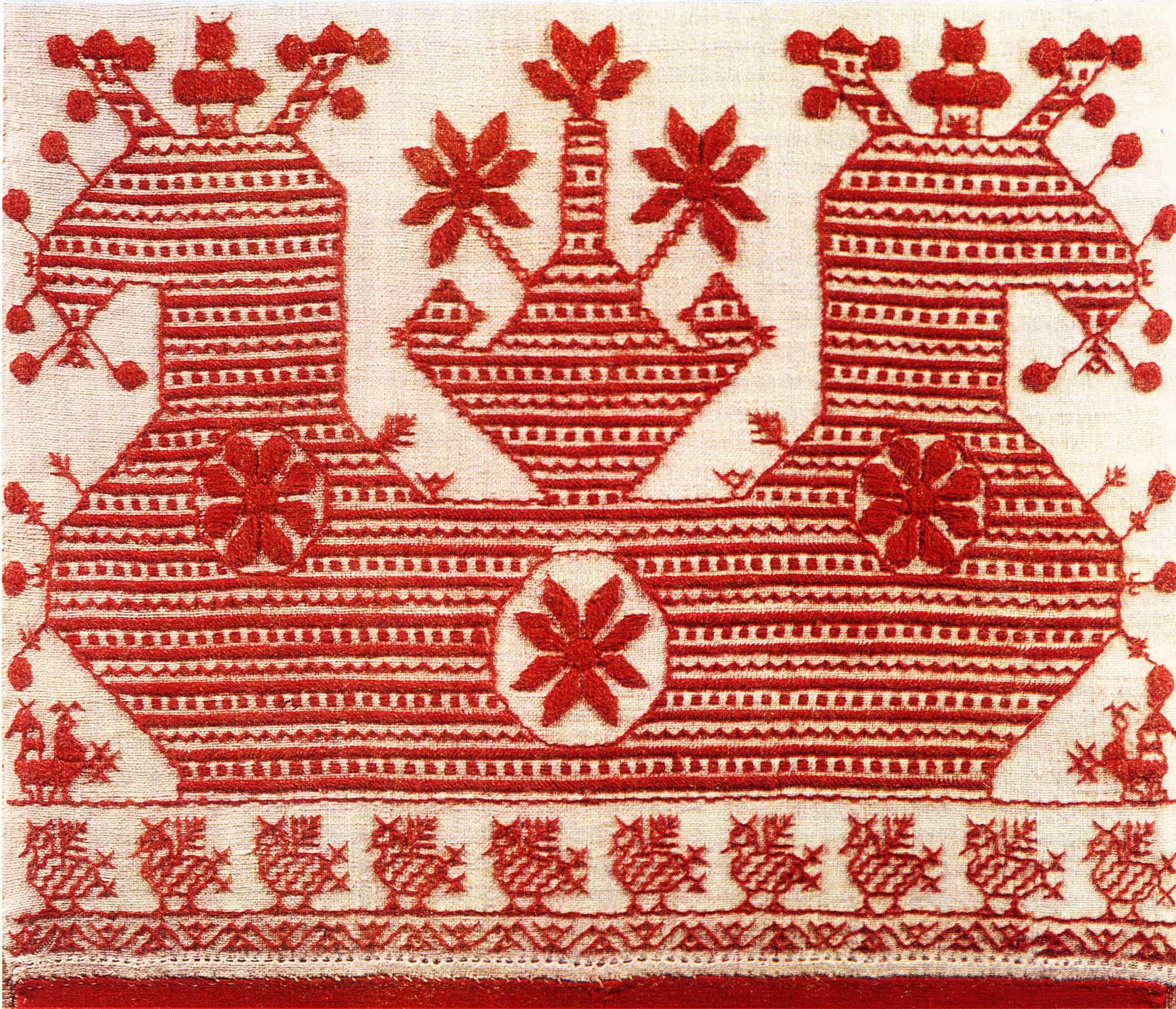 Русская народная вышивка особенности национального рукоделия (картинки) 16