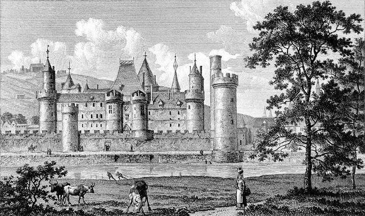 форт Лувр