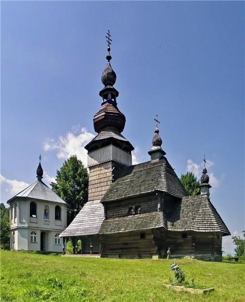 кресты московии в Марамороше