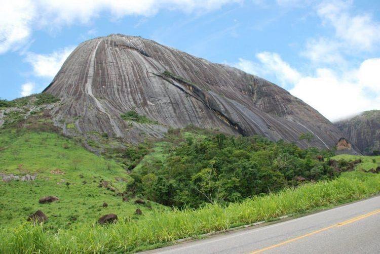 Гора в Бразилии