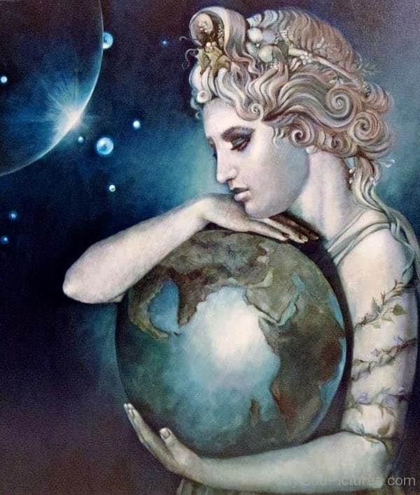 Gaya, The Earth Mother