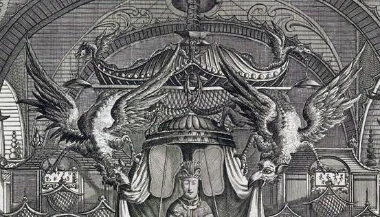 Тартария драконы