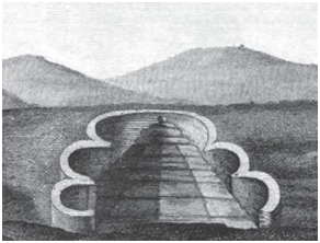 гробница Китай