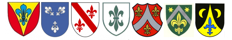 гербы австрии