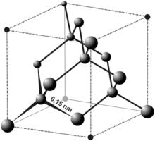 Алмаз карбонадо