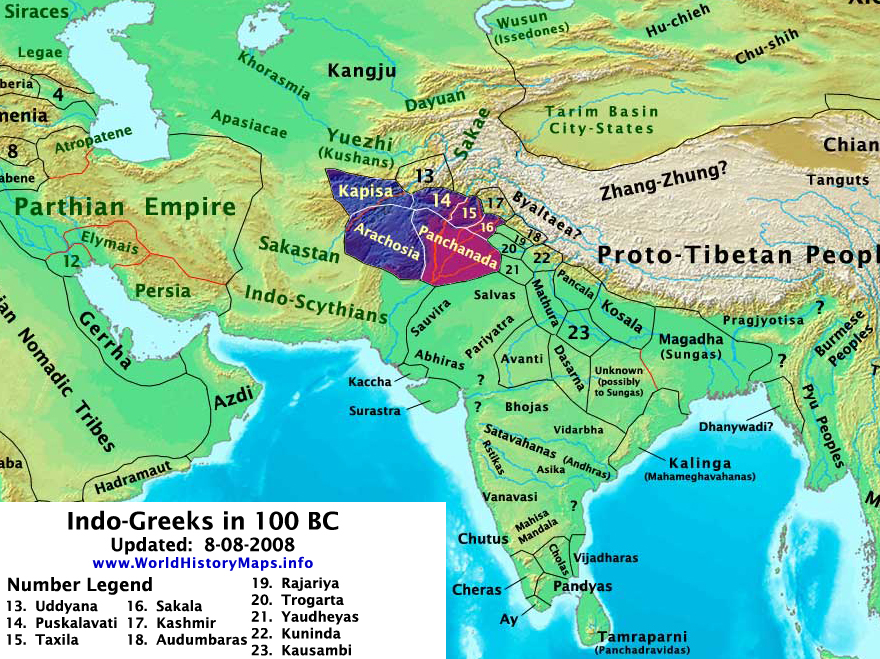 Индо-греческого царство