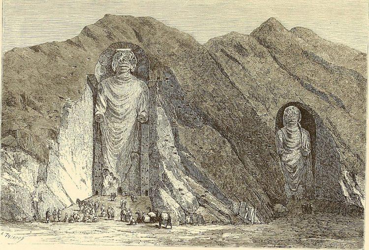 Бамианские Будды