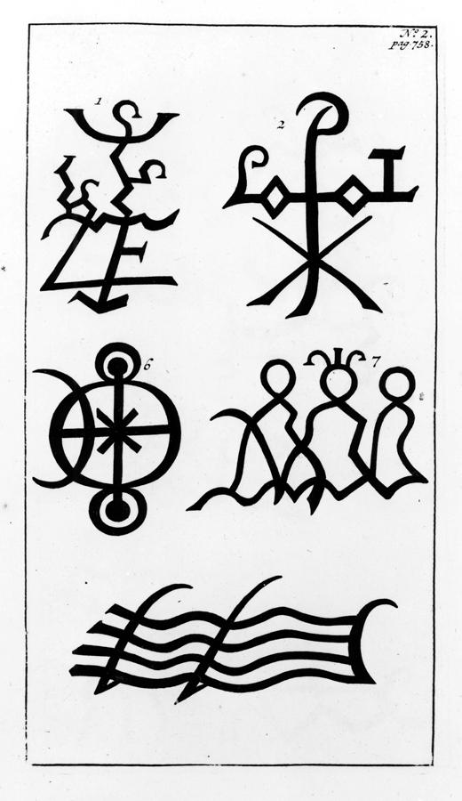 символы Сибирь