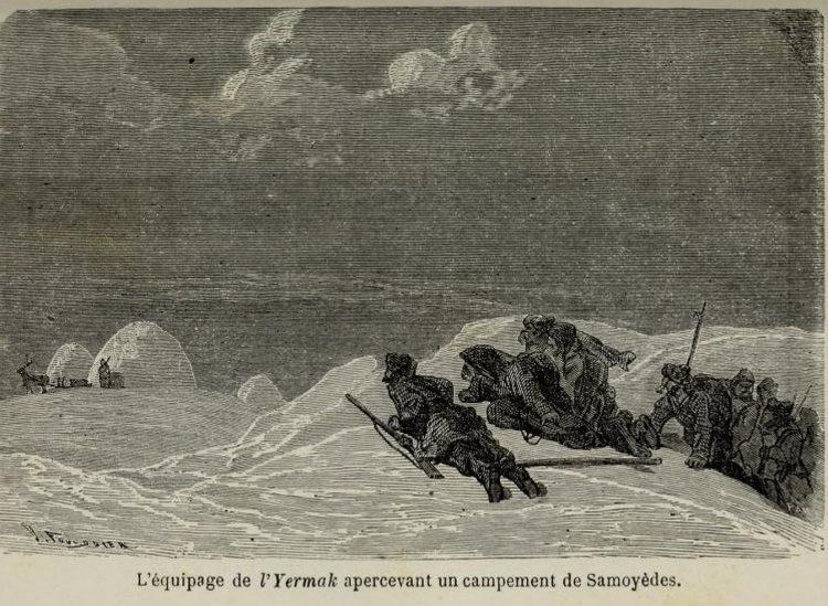 Экспедиция РГО в Сибирь под руководством Ермака kadykchanskiy