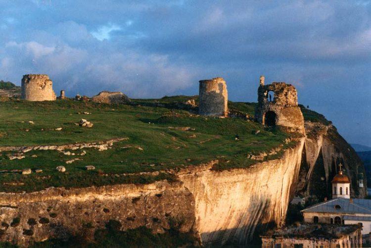 Инкерман-крепость