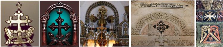 кресты ассирии