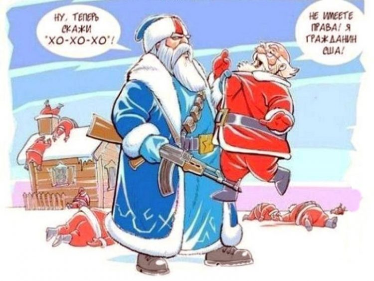 kadykchanskiy Дед мороз
