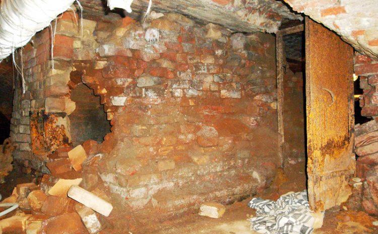 Отопление кирпичных зданий в прошлом sibved