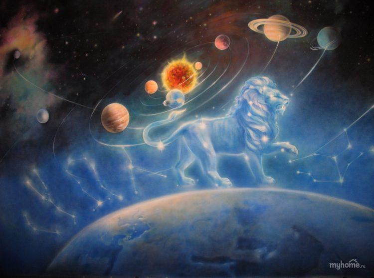созвездие льва