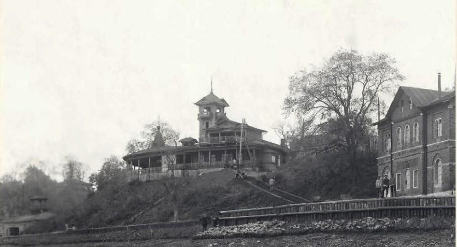 Забытый коммунальный рай 19 века. Часть 1 tech_dancer