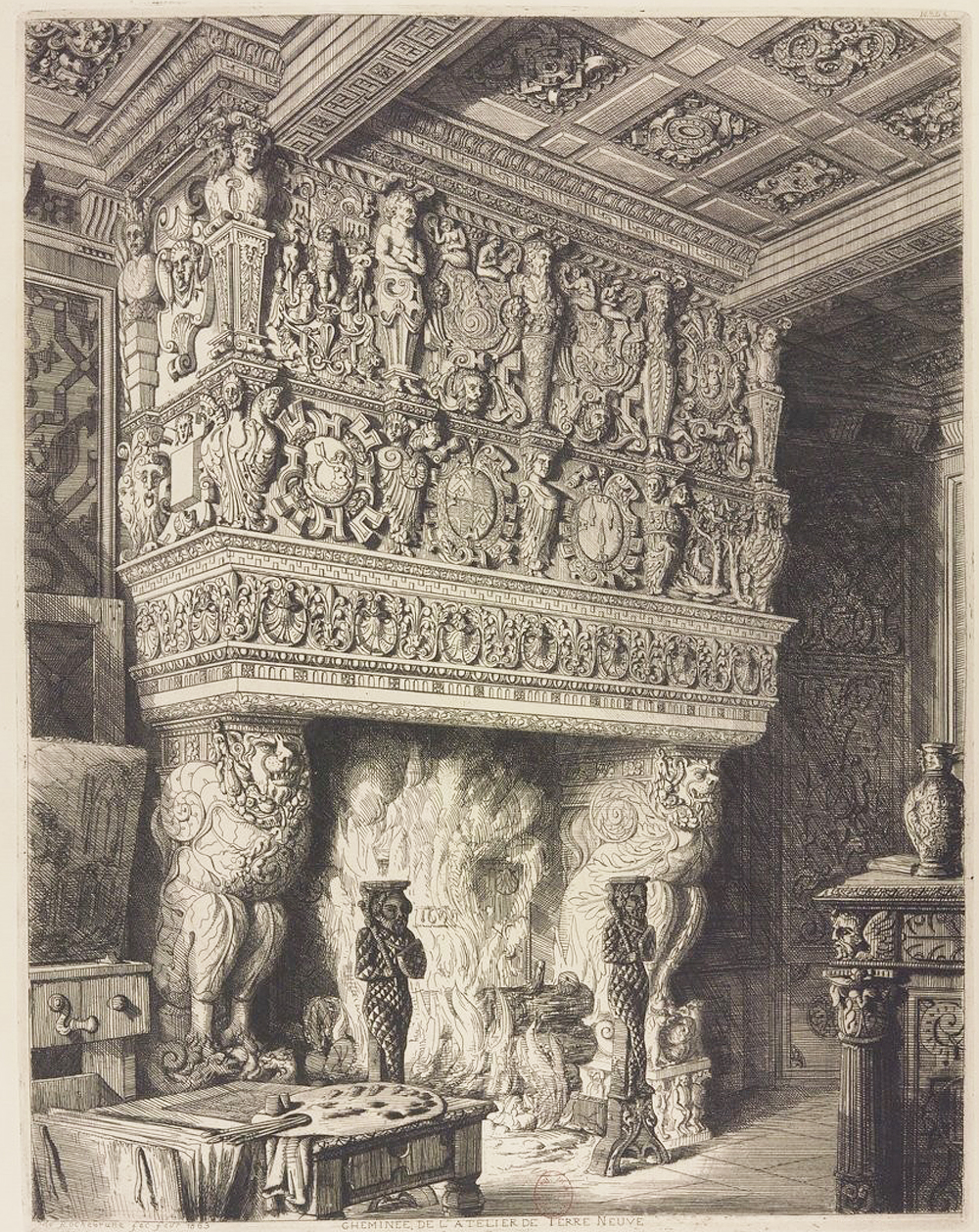 History of alternative energy: Fireplace tech_dancer