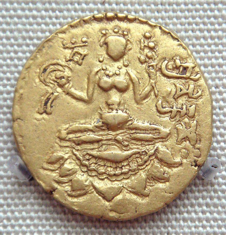 монета Гуптов