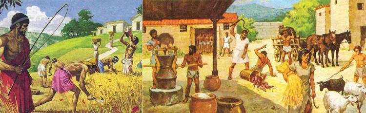 Рабы и надсмотрщики