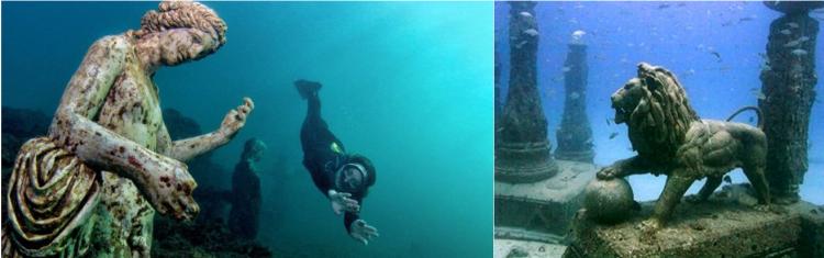 затонувший Байи