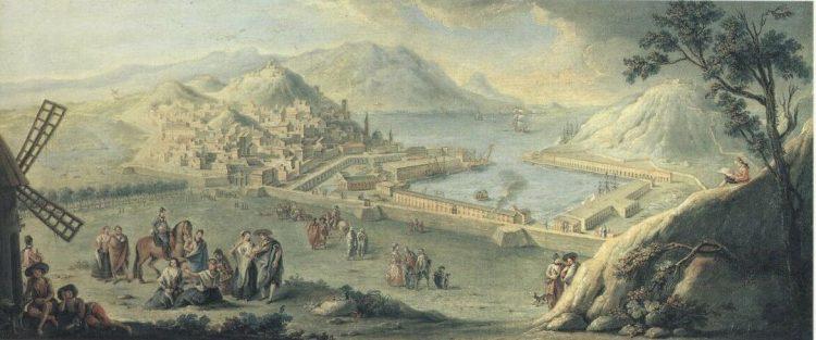 Картахена 1786