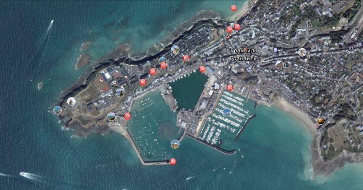 порт Гранвиль