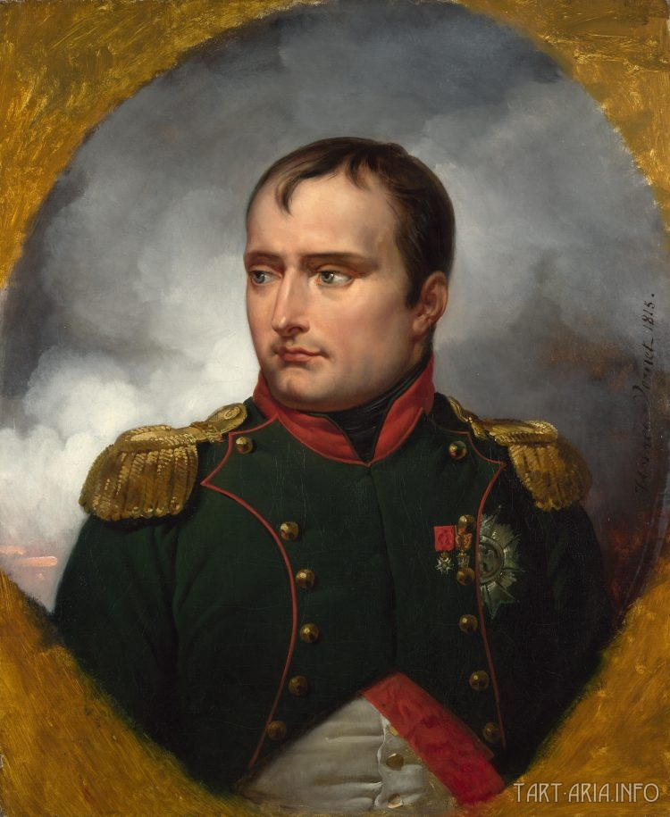 Император Наполеон. Эмиль-Жан-Орас Верне. Лондонская национальная галерея