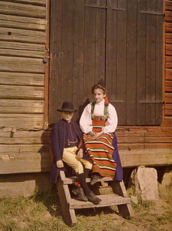 Швеция. 1910г.