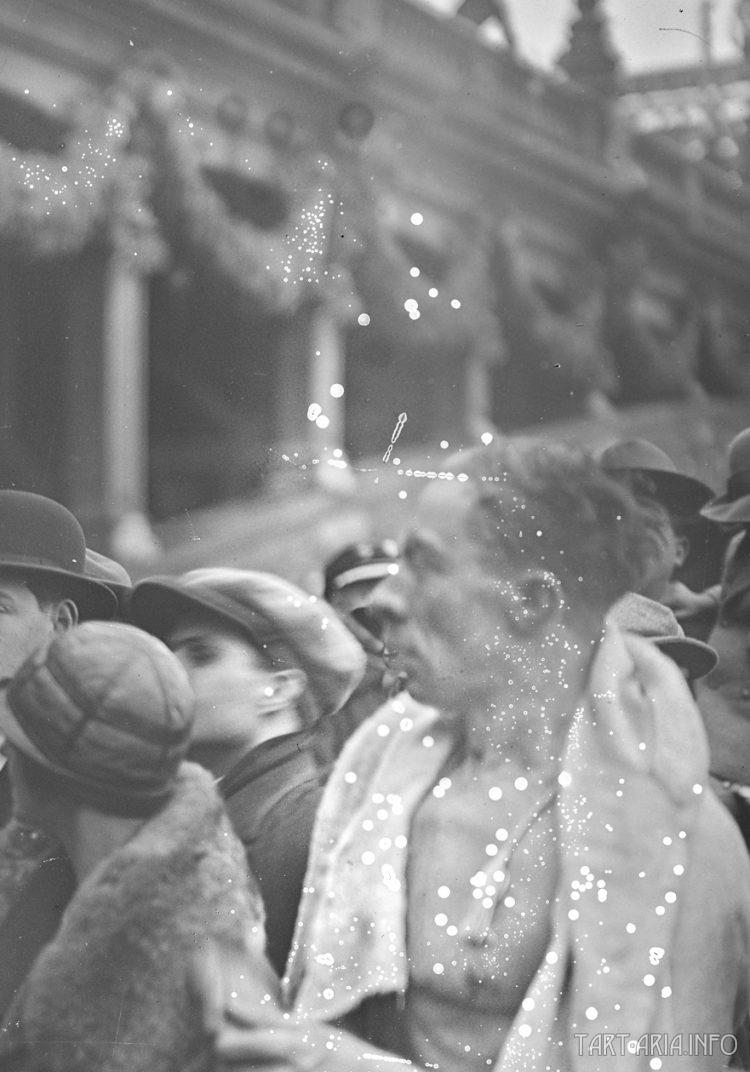 Веселье новогоднее припомнили сегодня мы... tech_dancer